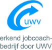 Logo Uwv Erkend Jobcoach-bedrijf