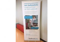 Radboudumc banner