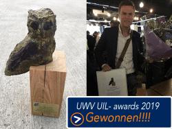 UWV UIL award