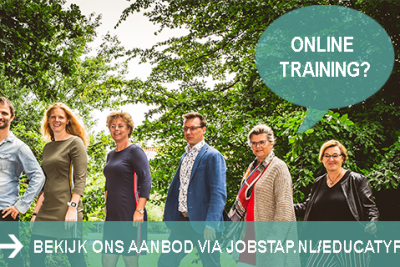 Online Training Van Jobstap Educatyf