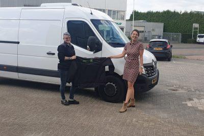 Coby Kreeg Tweede Contract Als Bezorger Bij Streekboeren&Co