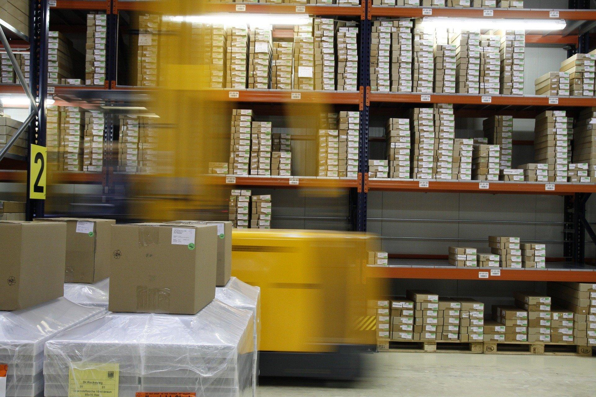 Werkfit aan het werk bij AlleKabels in de logistiek